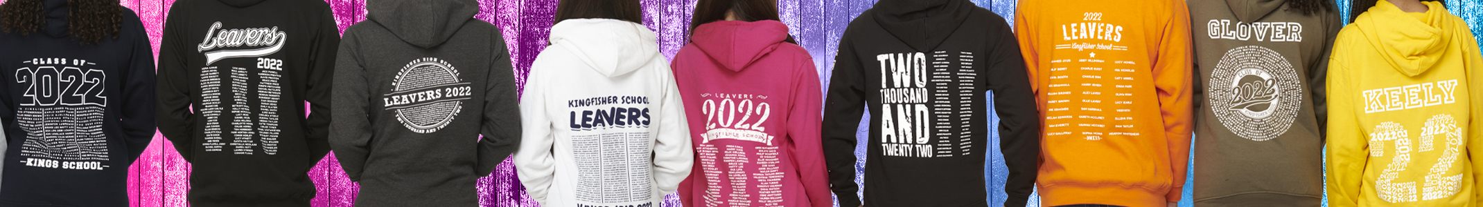 The Original and Best Leavers Hoodies
