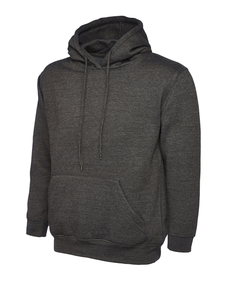 Charcoal Leavers Hoodies