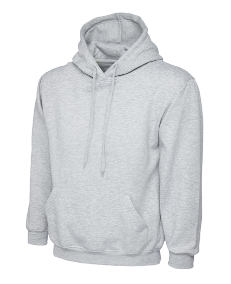 Heather Grey Leavers Hoodies