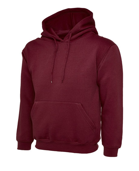 Maroon Leavers Hoodies