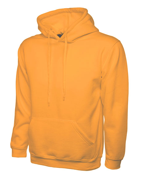 Orange Leavers Hoodies
