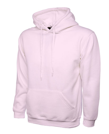 Pink Leavers Hoodies