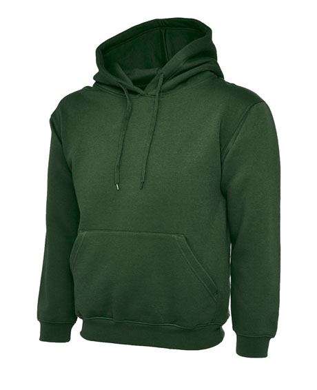 Bottle Green Leavers Hoodies