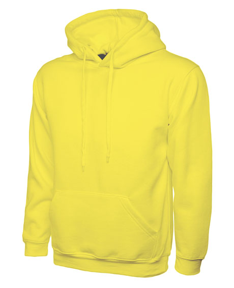 Yellow Leavers Hoodies