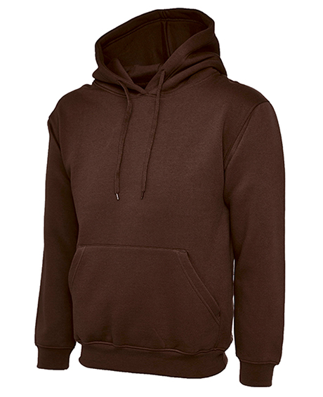 Brown Leavers Hoodies
