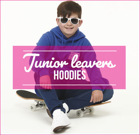 Junior Leavers Hoodies