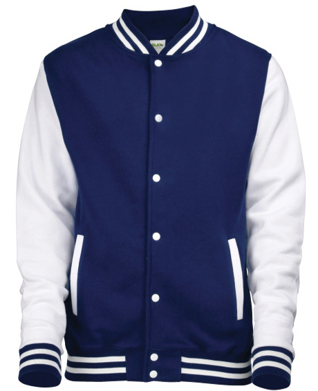 Oxford Navy & White