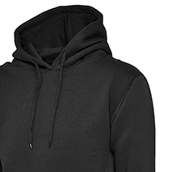 Front of the Hoodie